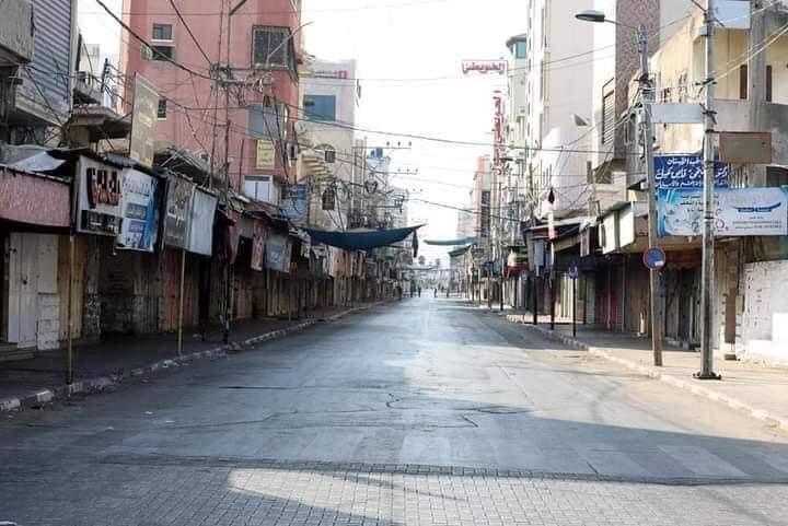 Emergenza Covid a Gaza – 50 posti letto in tutta la Striscia per due milioni di persone