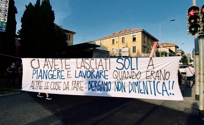 Mobilitazione nazionale a Bergamo il 31 ottobre: siamo anticorpi