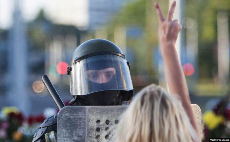 Rivolta in Bielorussia – Un'intervista