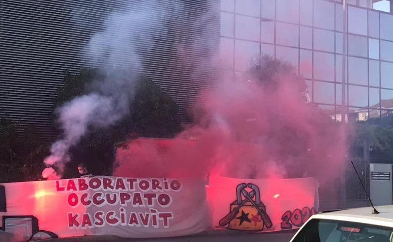 Milano, attacco agli spazi – Lock sotto sgombero dopo pochi giorni di occupazione
