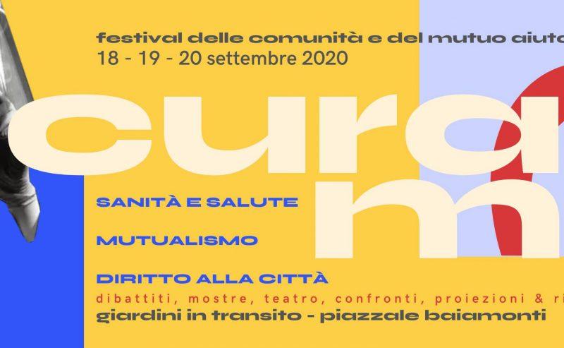 CURAmi – Festival delle comunità e del mutuo aiuto