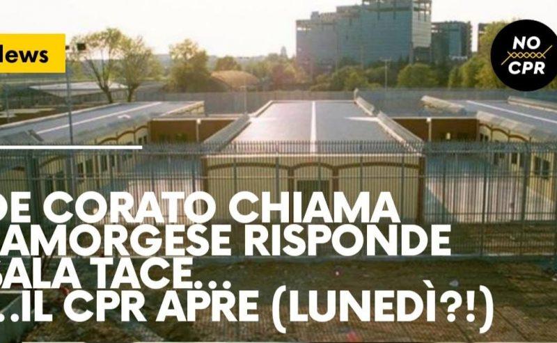 Da oggi a Milano la vergogna del lager di Stato. E di una città che tace