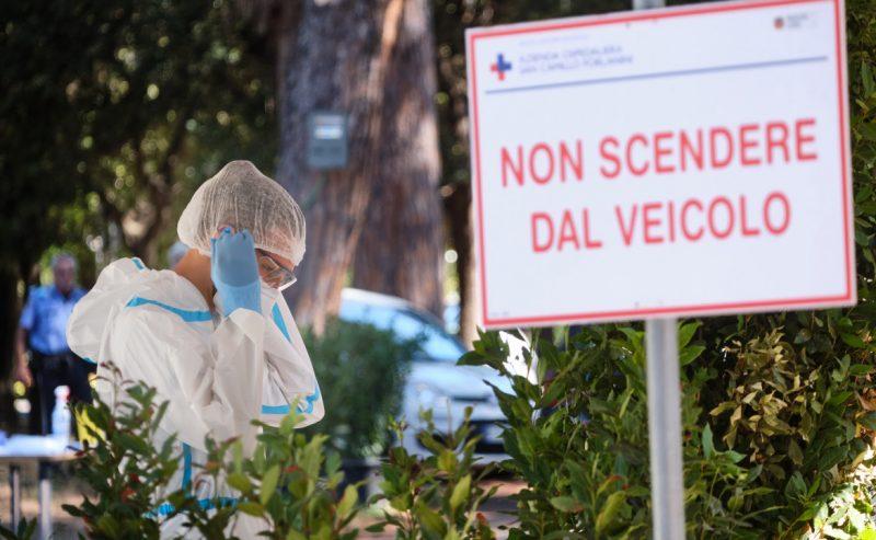 Paura del contagio a Sud. Poteri per un lockdown fino al 31 gennaio