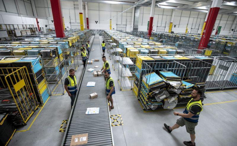 Amazon, 19.816 dipendenti sono stati contagiati dal Covid