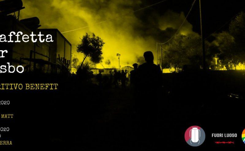 Staffetta per Lesbo – 6/15 ottobre