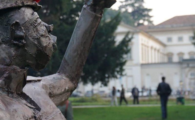 Decolonize the city – Una statua dedicata al rivoluzionario africano Sankara a porta Venezia