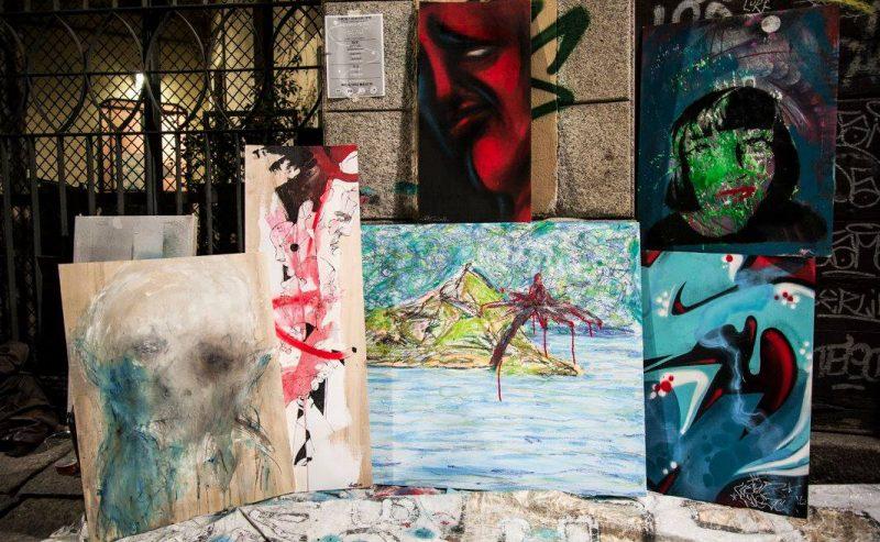 La pandemia non ferma la repressione – Perquisito uno studente per l'azione alla statua di Montanelli