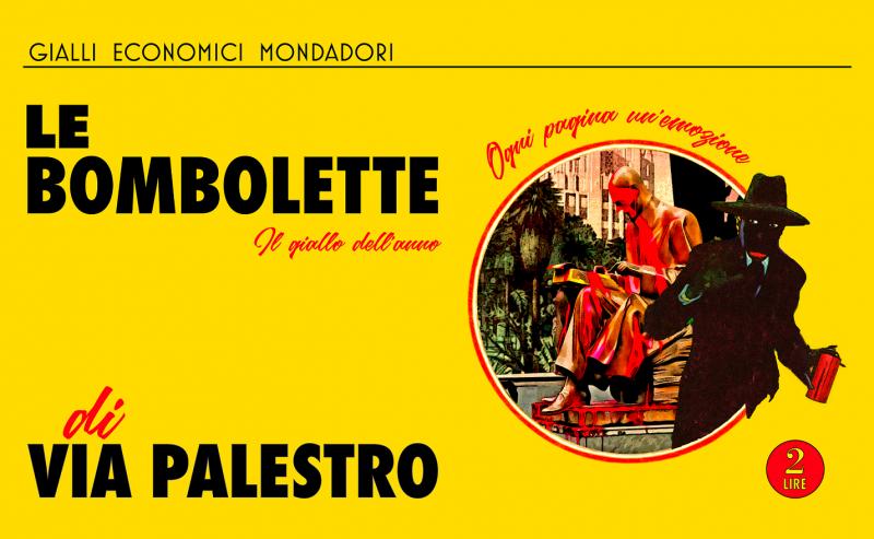 Le bombolette di via Palestro, un giallo per l'autunno