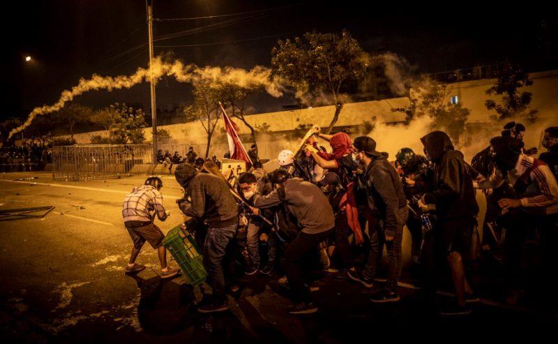 Ni un dia mas, cronaca di uno scontro sociale in Perù