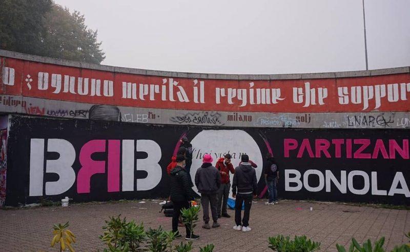 Partizan Bonola – Si ferma il calcio ma non le attività in quartiere!