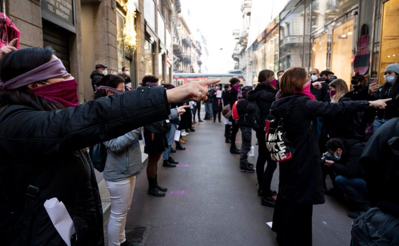 """NUDM Milano: """"Che il patrimonio di Genovese sia devoluto ai centri antiviolenza!"""""""