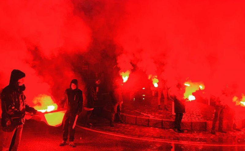 Cernusco, un pomeriggio antifascista
