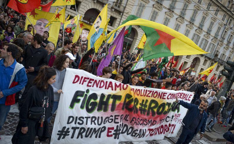 Rojava – Eddi è pericolosa perché è un'attivista