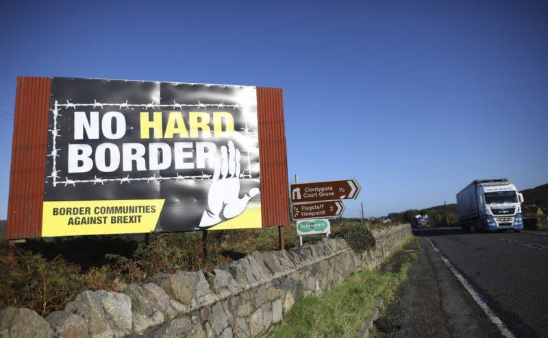 Cosa bolle sul confine con l'Irlanda del Nord