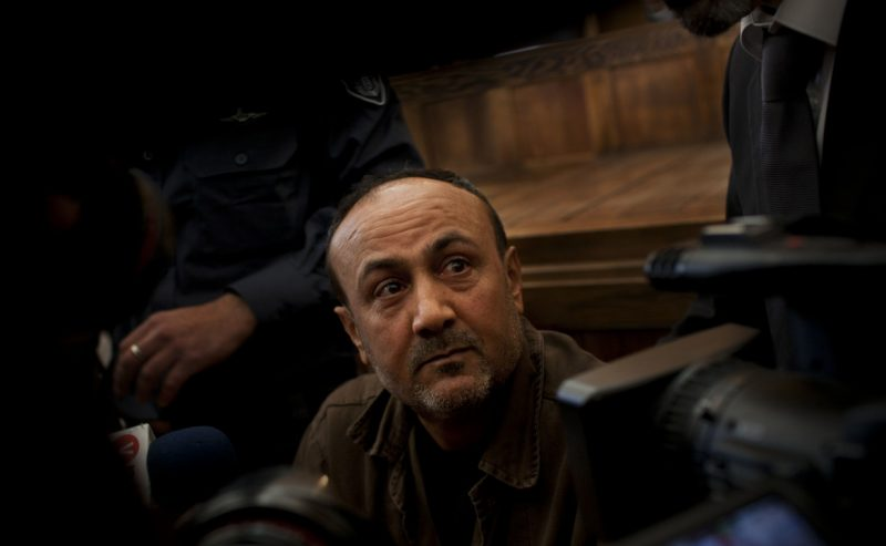Palestina – Barghouti pensa alla presidenza, Fatah trema