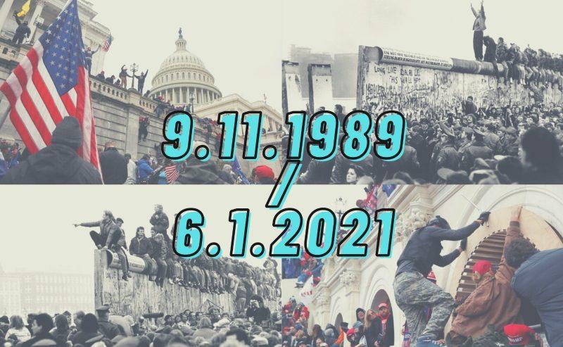 6 gennaio '21, un nuovo crollo del muro?