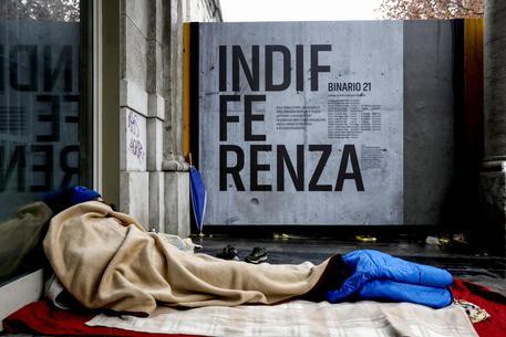 Per i senzatetto di Milano non c'è nessun provvedimento concreto