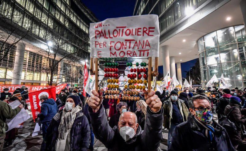 Pallottoliere della Lombardia impazzito, esplode il caso Milano