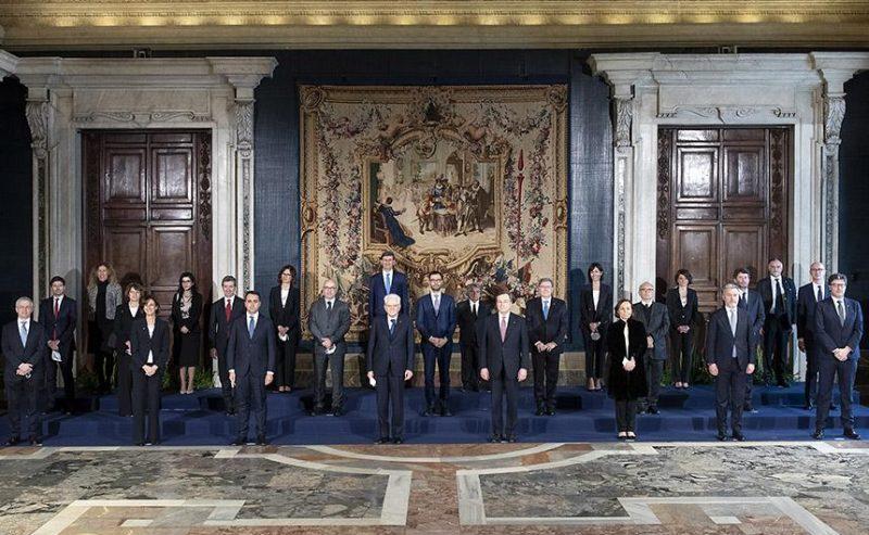 Governo Draghi: un altro 2008?