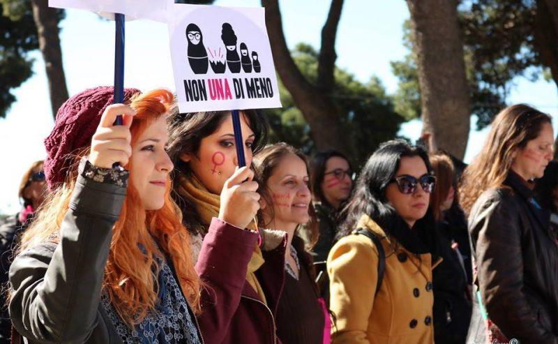 Non Una di Meno: appello ai sindacati verso lo sciopero dell'8 marzo