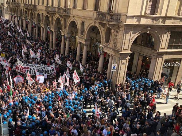 Torino, misure cautelari per il Primo Maggio 2019