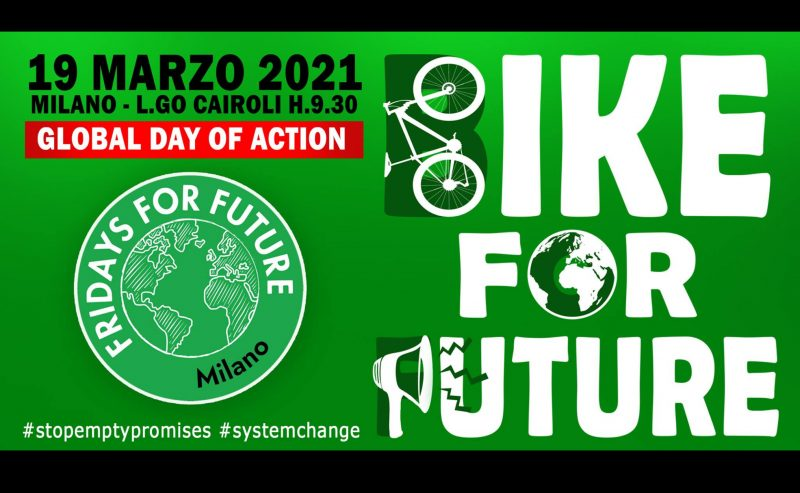 19 marzo – Global Strike – Bike4Future