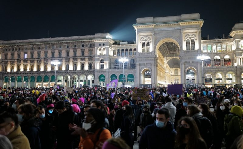 Sciopero Globale Transfemminista – La piazza che ci voleva