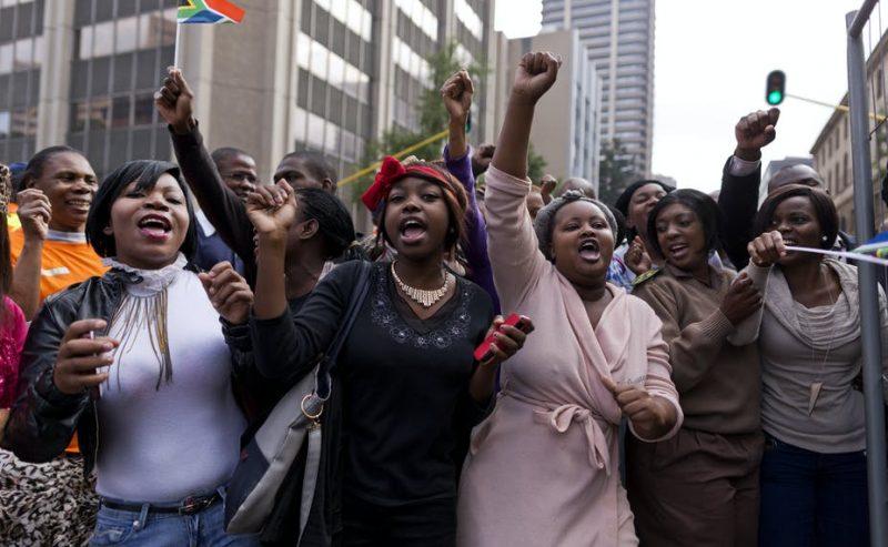 Il controllo del corpo delle donne: dagli Stati Uniti al continente africano