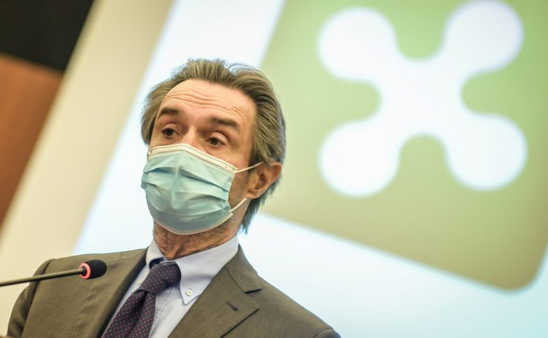 «Qualcosa non ha funzionato in Lombardia», Fontana riconosce l'ultimo errore