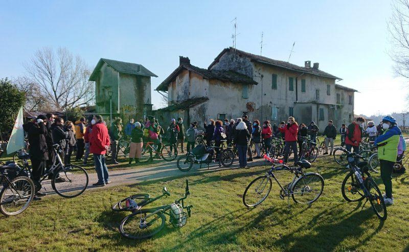 13 aprile – Biciclettata dal Ticinello a Palazzo Marino: consegniamo le 30.000 firme