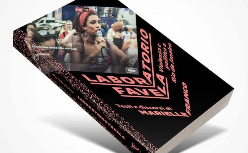 """Presentazione del libro """"Laboratorio favela"""" – 13 aprile"""