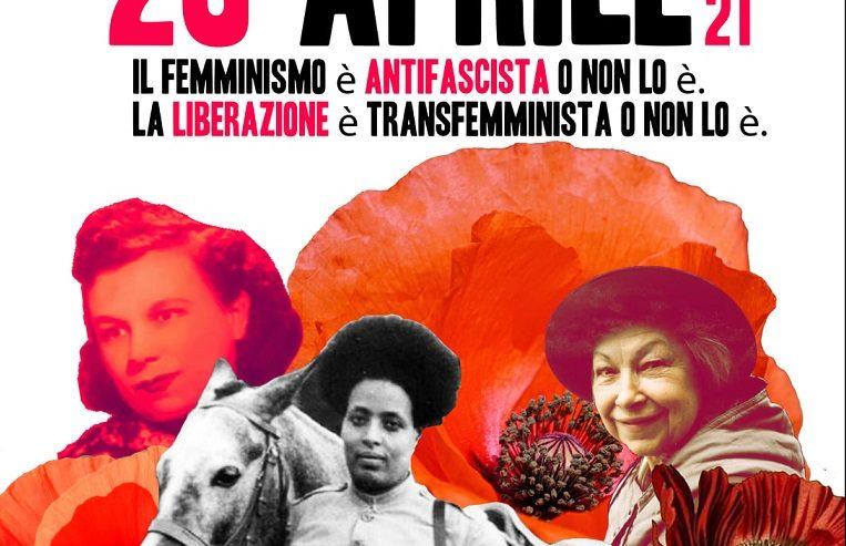 Il femminismo è antifascista o non lo è. La liberazione è femminista o non lo è.