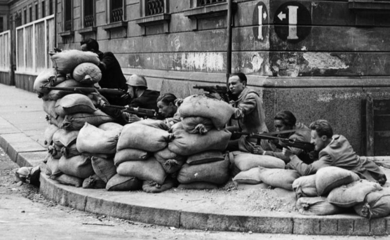 25 aprile '45, l'insurrezione di Milano