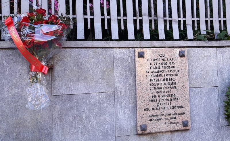 21 maggio – Alberto Brasili. Restauro e memoria