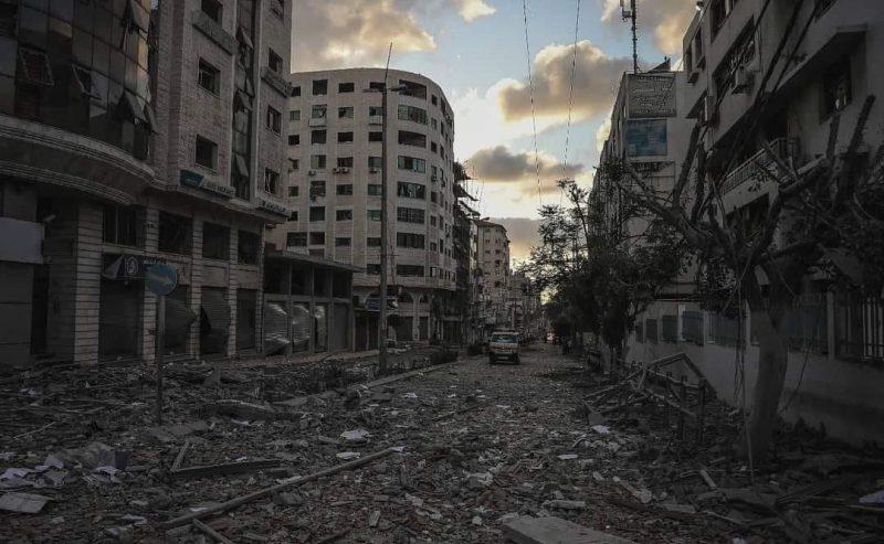 Gaza, 10 giorno dopo