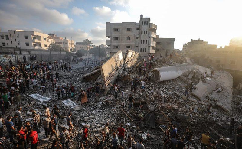 Cessate in fuoco a Gaza. Oggi alle 18 presidio alla sede RAI di corso Sempione
