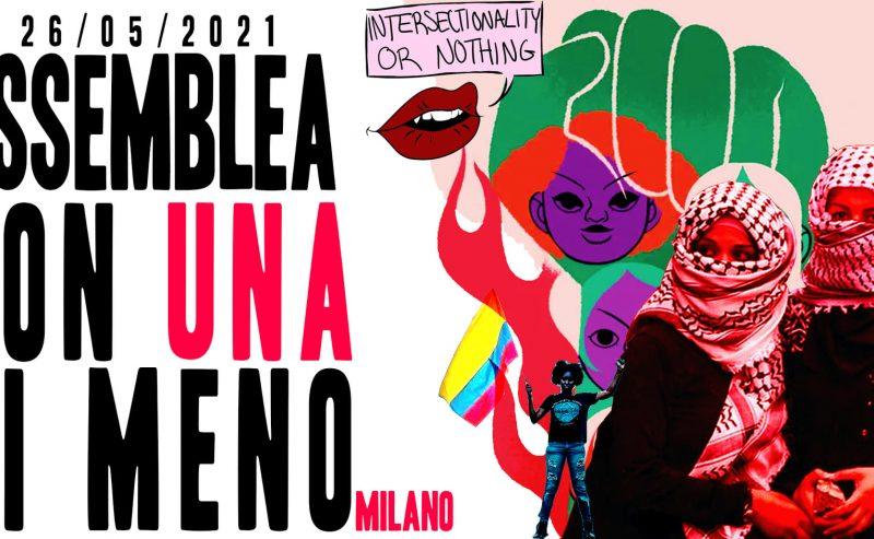 Assemblea cittadina NUDM Milano – 26 maggio