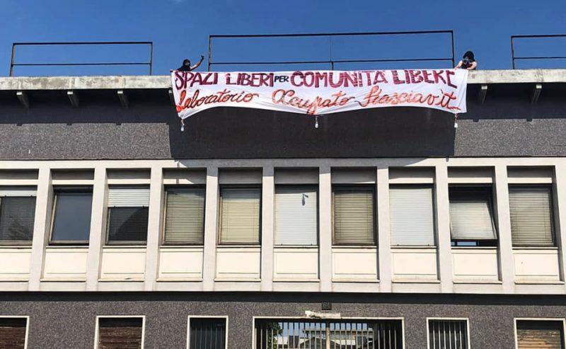 Ortica: occupato L.OC.K il nuovo spazio liberato in via San Faustino 64