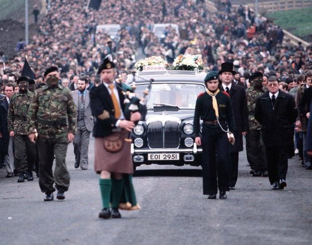 Bobby Sands 1981-2021