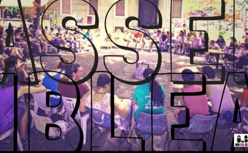 Assemblea di Non Una Di Meno Milano – 9 giungo @ SMS