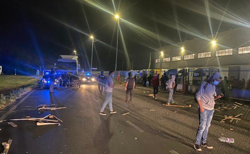 Ennesima aggressione squadrista contro i lavoratori della logistica in sciopero. Uno grave in ospedale