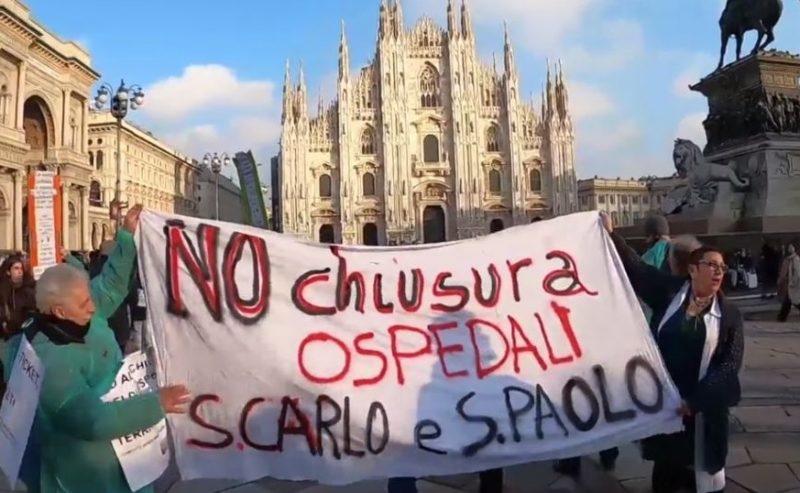 La Regione rinuncia alla chiusura del San Paolo e del San Carlo