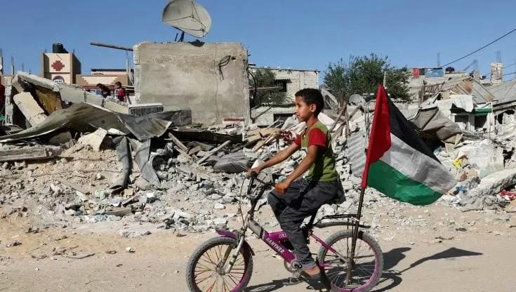"""All eyes on Palestine! – Oggi la provocazione della destra israeliana con la """"Marcia delle Bandiere"""""""