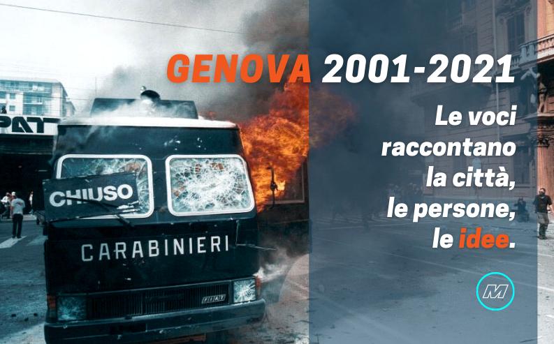 Genova, luglio 2001 – Messa a fuoco dei ricordi