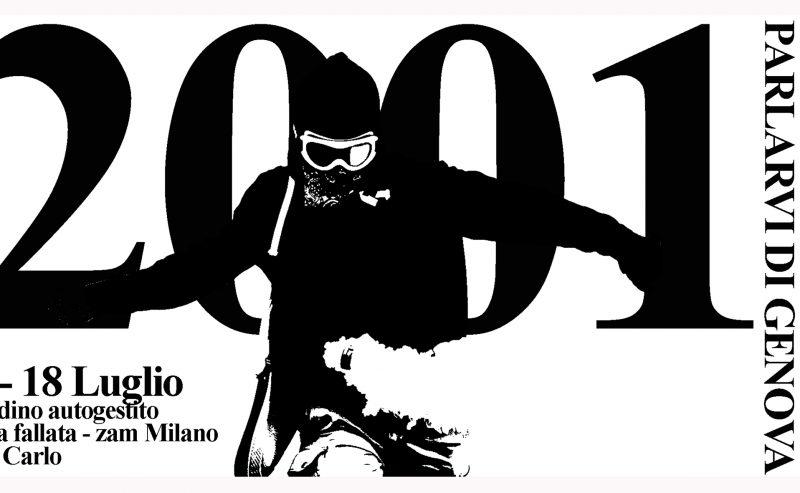 Volevamo parlarvi di Genova – 17/18 luglio