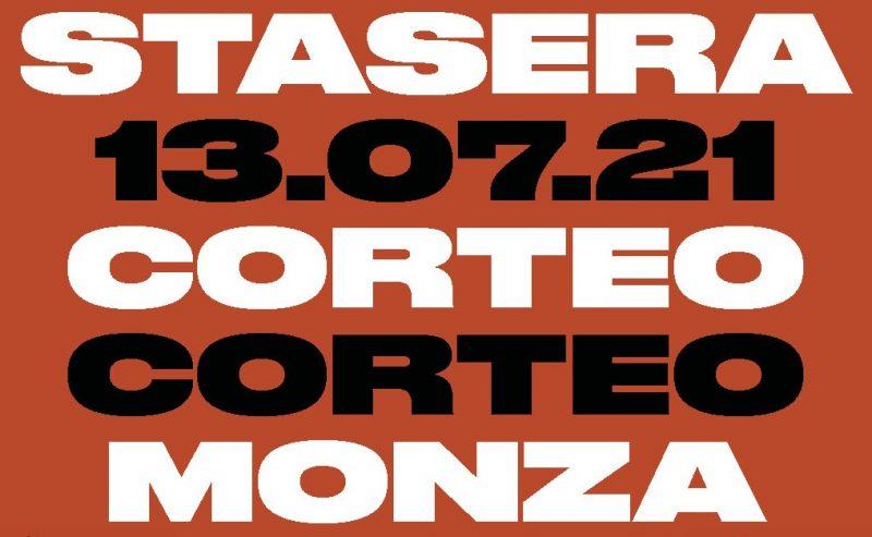 Sgomberato il Boccaccio, questa sera corteo a Monza