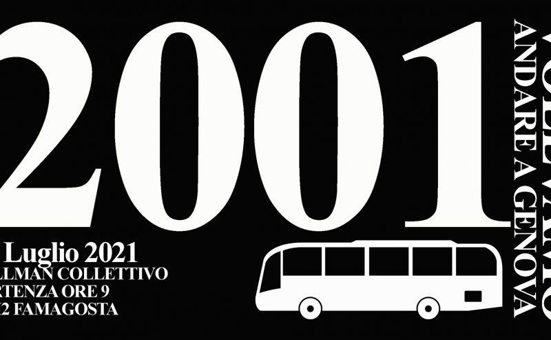 Volevamo andare a Genova – Pullman collettivo