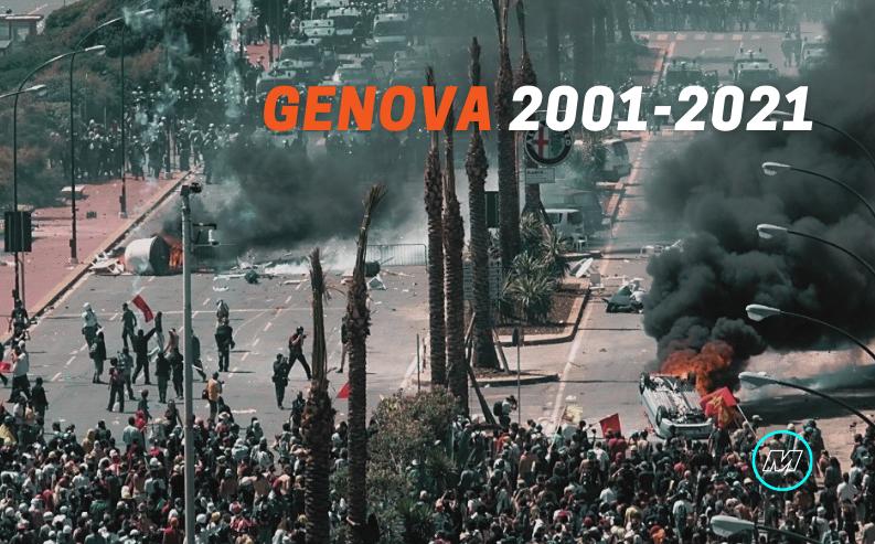 Genova 2001, manifesto del possibile – Intervista con Blicero