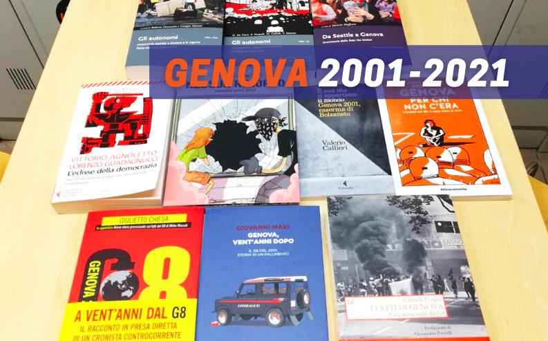 Editoria, estate 2021 – Genova e dintorni