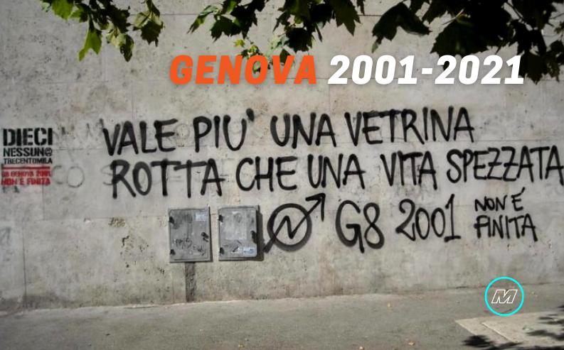 Genova, amarcord di un avvocato – Intervista con Mirko Mazzali